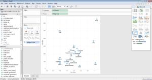 self-service analytics - tableau - second screen