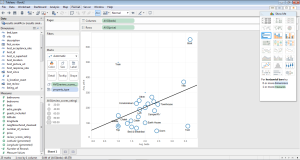 self-service analytics - tableau - third screen