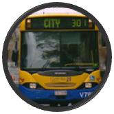 internet of things - brisbane - buses